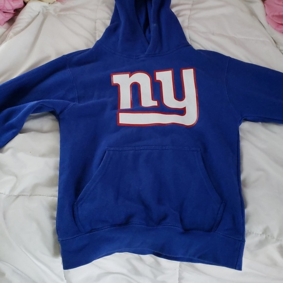 the best attitude d346d 73023 Worn once New York giants hoodie